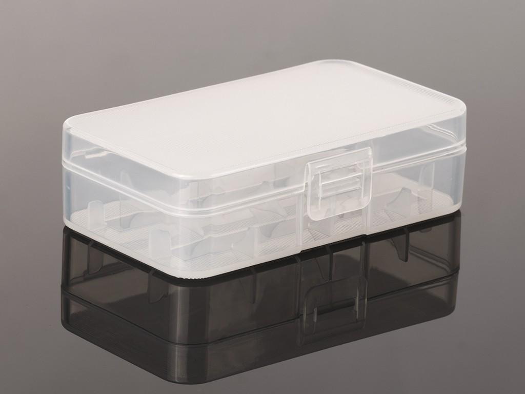 aufbewahrungsbox b1 f r 2x 18650 robuste und rutschfeste. Black Bedroom Furniture Sets. Home Design Ideas