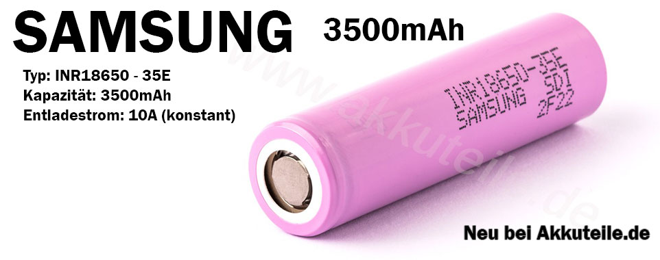 Samsung 3500mAh